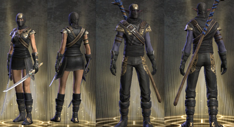 shadow assassin set