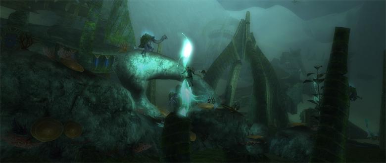 underwater content header