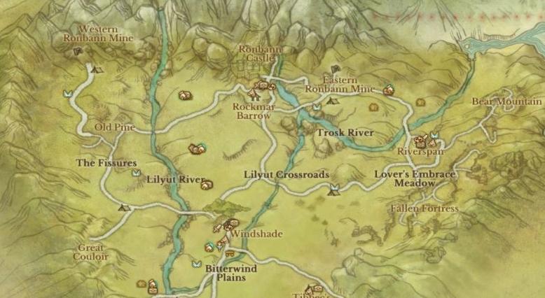 archeage leveling 1-10 choice land