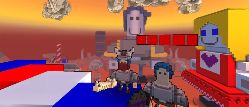 d010d  trove 1 Trove: A Building and Combat Adventure Land!