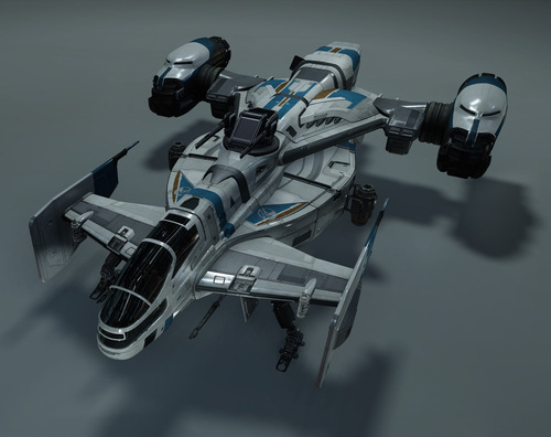 43d9d Star Citizen Cutlass Blue Base Unshackled: The Drake Cutlass