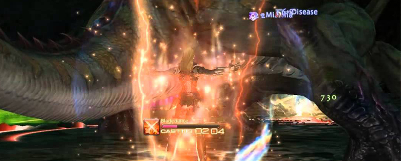 54a2d  ffxiv melee 2 FFXIV: Are Melee Unwanted?