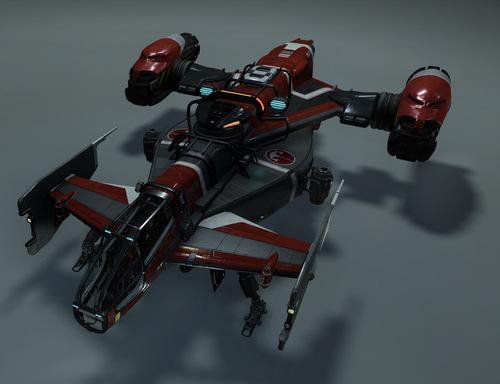 5a48a Star Citizen Cutlass Red Base Unshackled: The Drake Cutlass