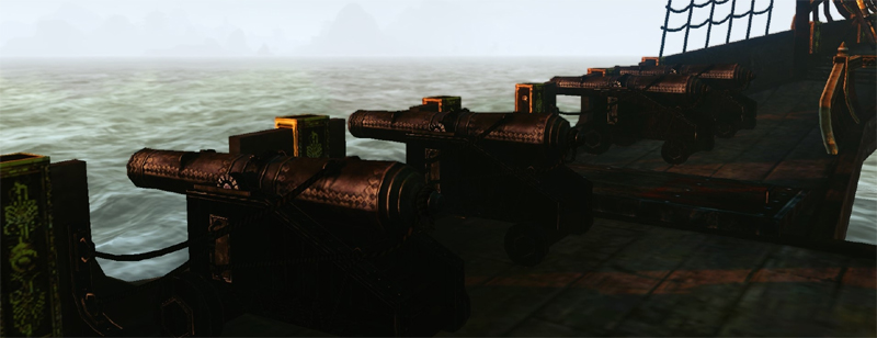 a6f6a  archeage naval tools cannons ArcheAge: A Guide to Naval Warfare – A Ship's Tools