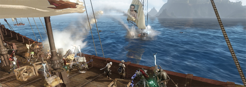 e373d  archeage naval tools fire ArcheAge: A Guide to Naval Warfare – A Ship's Tools