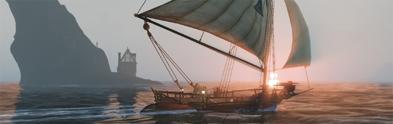 archeage naval warefare sunset