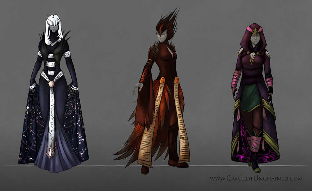 02971 Camelot Unchained sp mageArmor 02 Armor Concepts – November 17th, 2014