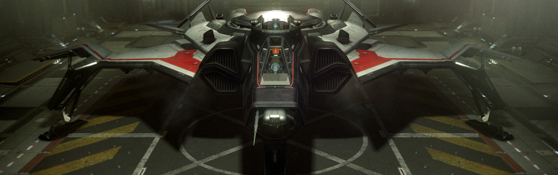 387b2 Star Citizen Gladiator Promo 01 Gladiator in Hangar with Arena Commander v0.9.2.2 Release!