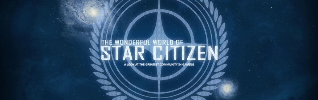 5ff45 Star Citizen Logo final The Wonderful World of Star Citizen Episode 1