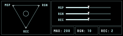 90963 Star Citizen Generator Priority Example1 Design: Shields & Management