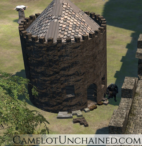 5a598 Camelot Unchained Round Tower Evening Update, Tuesday, March 10th, 2015