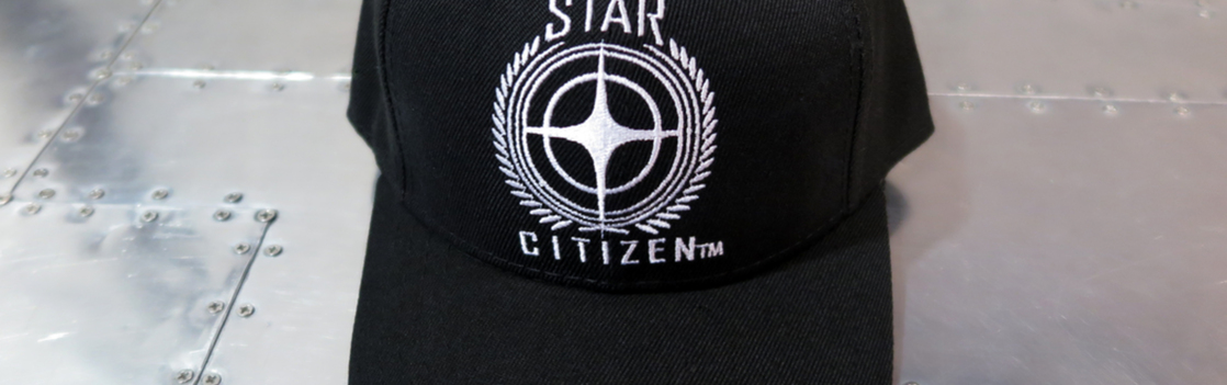 be5ff Star Citizen HatFront Star Citizen Cap Sale!