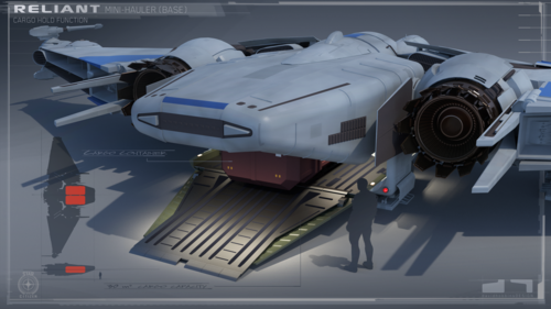 491e4 Star Citizen Reliant CargoHoldFunction Final Hobbins MISC Reliant Now Available!