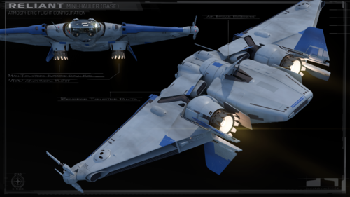 6f4e6 Star Citizen Reliant AtmosphericFlightConfig Updated Final Hobbins MISC Reliant Now Available!