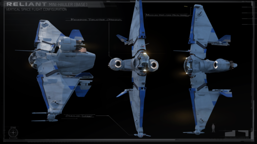6f4e6 Star Citizen Reliant SpaceFlightConfig Updated Final Hobbins MISC Reliant Now Available!