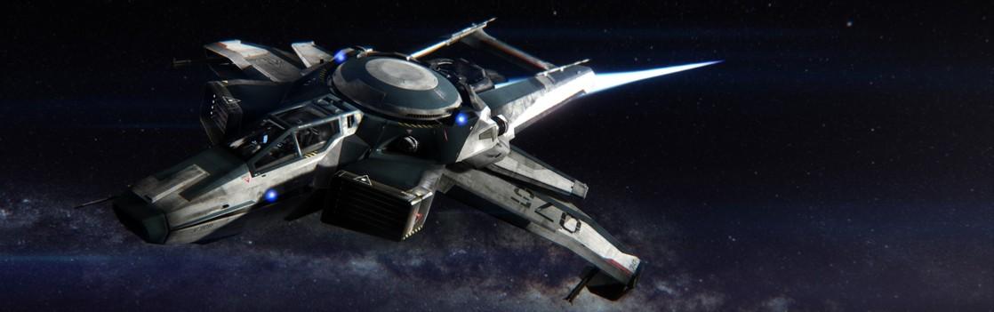 49379 Star Citizen F7c R hornet Tracker flight visual Design Notes: Electronic Warfare