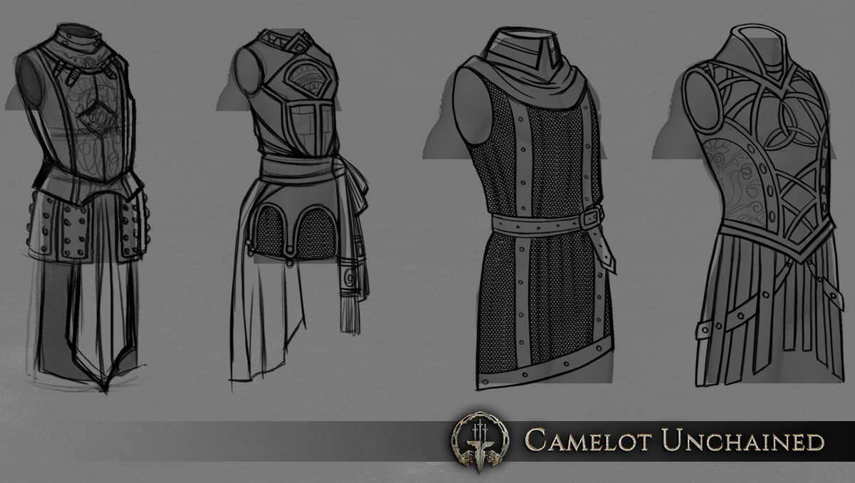 bd30c Camelot Unchained armor01 body Afternoon Update – Friday, August 28th, 2015
