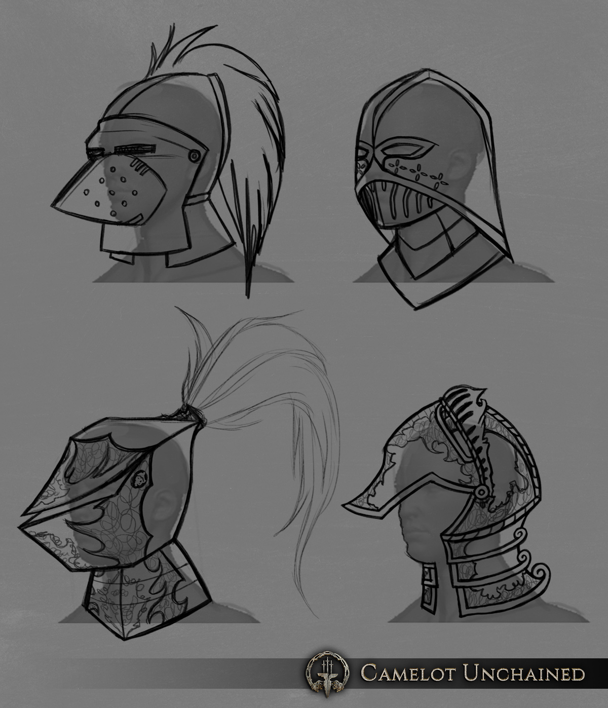 bd30c Camelot Unchained armor01 helmets Afternoon Update – Friday, August 28th, 2015