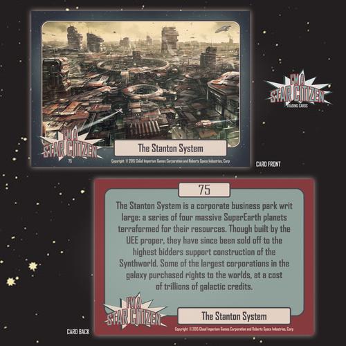 8637c Star Citizen 75 STANTON SYSTEM COMBO Monthly Studio Report