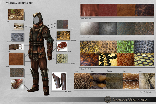 6fb17 Camelot Unchained armorMaterials02 Evening Update – Friday, October 9th, 2015