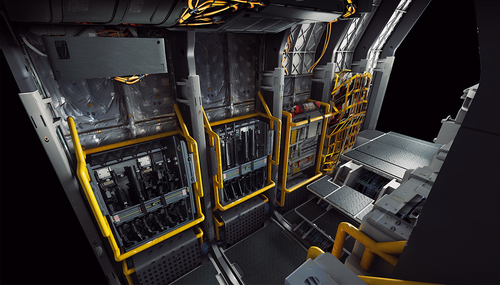 Concept Art: Cutlass Rework Crew Utility