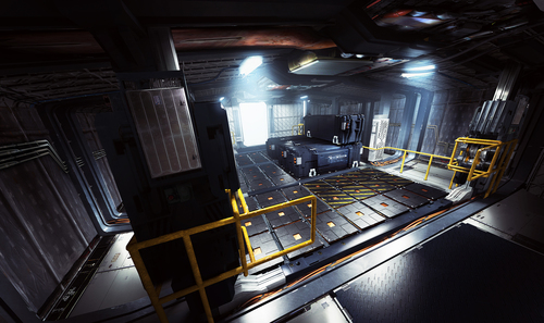 6aa37 Star Citizen Concept dj cargo1 The Shipyard: Sharpening the Cutlass
