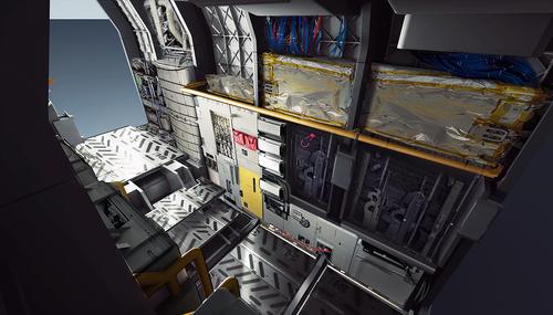 6aa37 Star Citizen Concept dj crewutility3 The Shipyard: Sharpening the Cutlass
