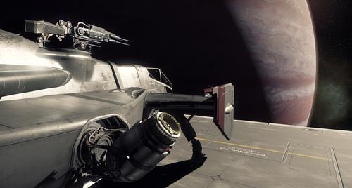 91fc0 Star Citizen 1newcutlass The Shipyard: Sharpening the Cutlass