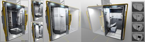 Concept Art: Cutlass Rework Crew Amenities