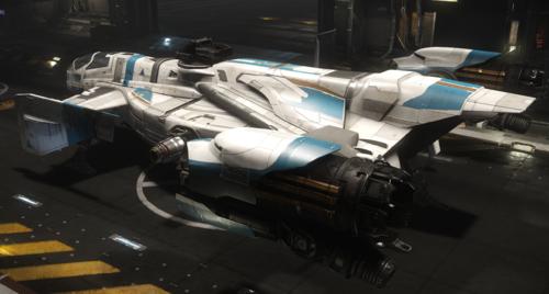 cf391 Star Citizen 5 The Shipyard: Sharpening the Cutlass