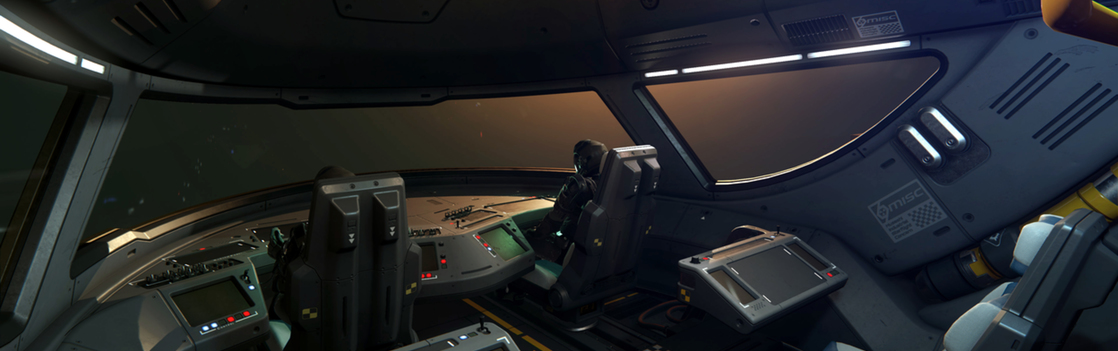 42d46 Star Citizen Freelancer interior 02 Letter from the Chairman