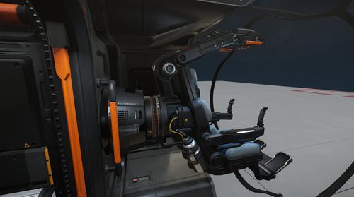 2a636 Star Citizen Reliant Cockpit Interior Pilot Chairs 1 Monthly Studio Report