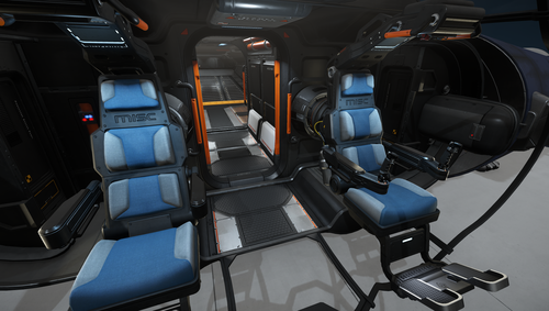 2a636 Star Citizen Reliant Cockpit Interior Pilot Chairs 2 Monthly Studio Report