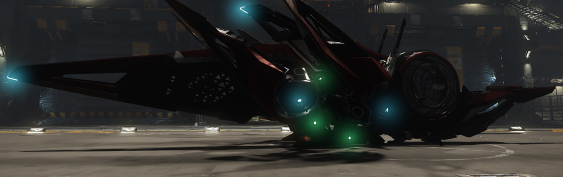 a5140 Star Citizen Scout hangar LIVE: Star Citizen Alpha 2.2.1