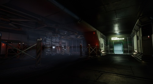 Port Olisar - Under Construction
