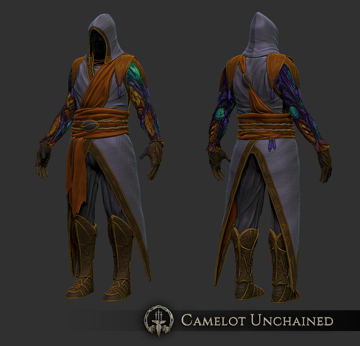 aecea Camelot Unchained Tdd Light 1200 Thus endeth April
