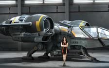 fd619 Star Citizen Presentation Bucc02 Sandi Version The Drake Buccaneer Sets Sail