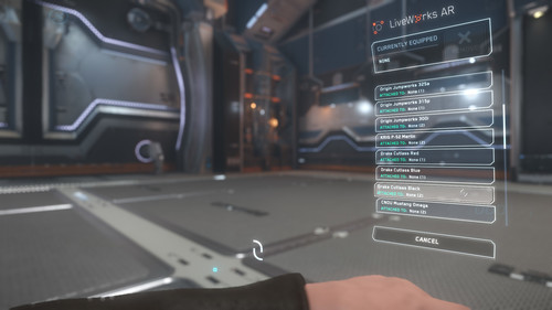 166d2 Star Citizen UI3 Monthly Studio Report