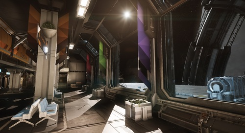 16d00 Star Citizen Port Olisar 2 Monthly Studio Report