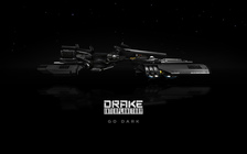 4e384 Star Citizen Dragonfly Side Angle Grey 01 Hatching the Drake Dragonfly