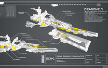 6f0ab Star Citizen Drake Dragonfly Schematic 02 Hatching the Drake Dragonfly