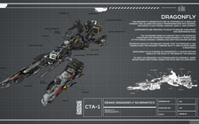 6f0ab Star Citizen Drake Dragonfly Schematic 03 Hatching the Drake Dragonfly
