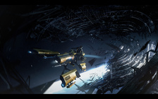 cfe84 Star Citizen Drake Dragonfly Exploration Wreckage 01B Hatching the Drake Dragonfly