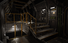 cfe84 Star Citizen Stairs V01 Hatching the Drake Dragonfly