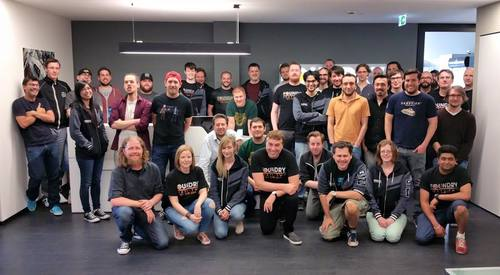 0623e Star Citizen MR Team Photo DE Monthly Studio Report