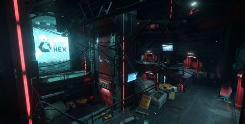 2b066 Star Citizen GrimHex1 Monthly Studio Report