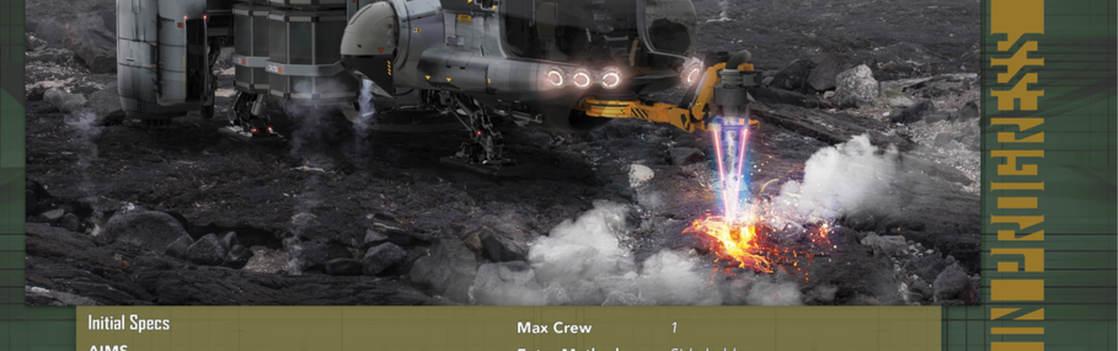 d7559 Star Citizen JumpPoint 04 05 WIP Prospector1 WIP: Prospector Development