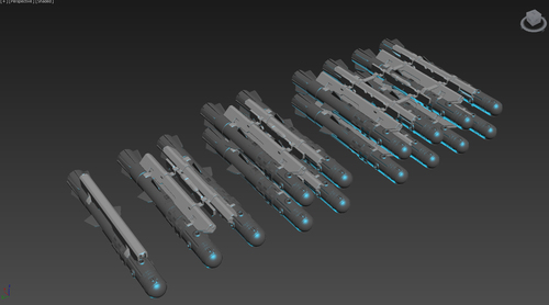 36e29 Star Citizen Weapons 02 Monthly Studio Report