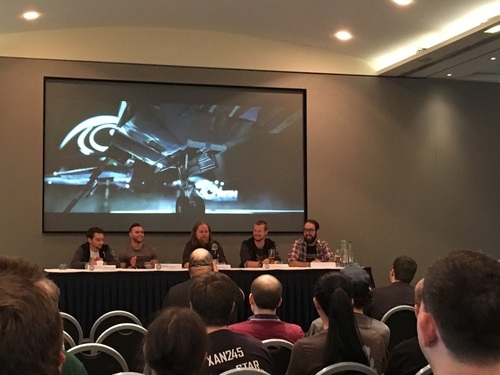458eb Star Citizen BritizenCon Monthly Studio Report