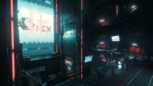 8fdac Star Citizen GrimHEX1 Monthly Studio Report